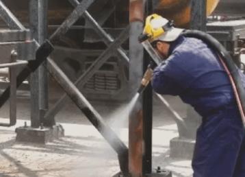 industrial-sandblasting-miami florida